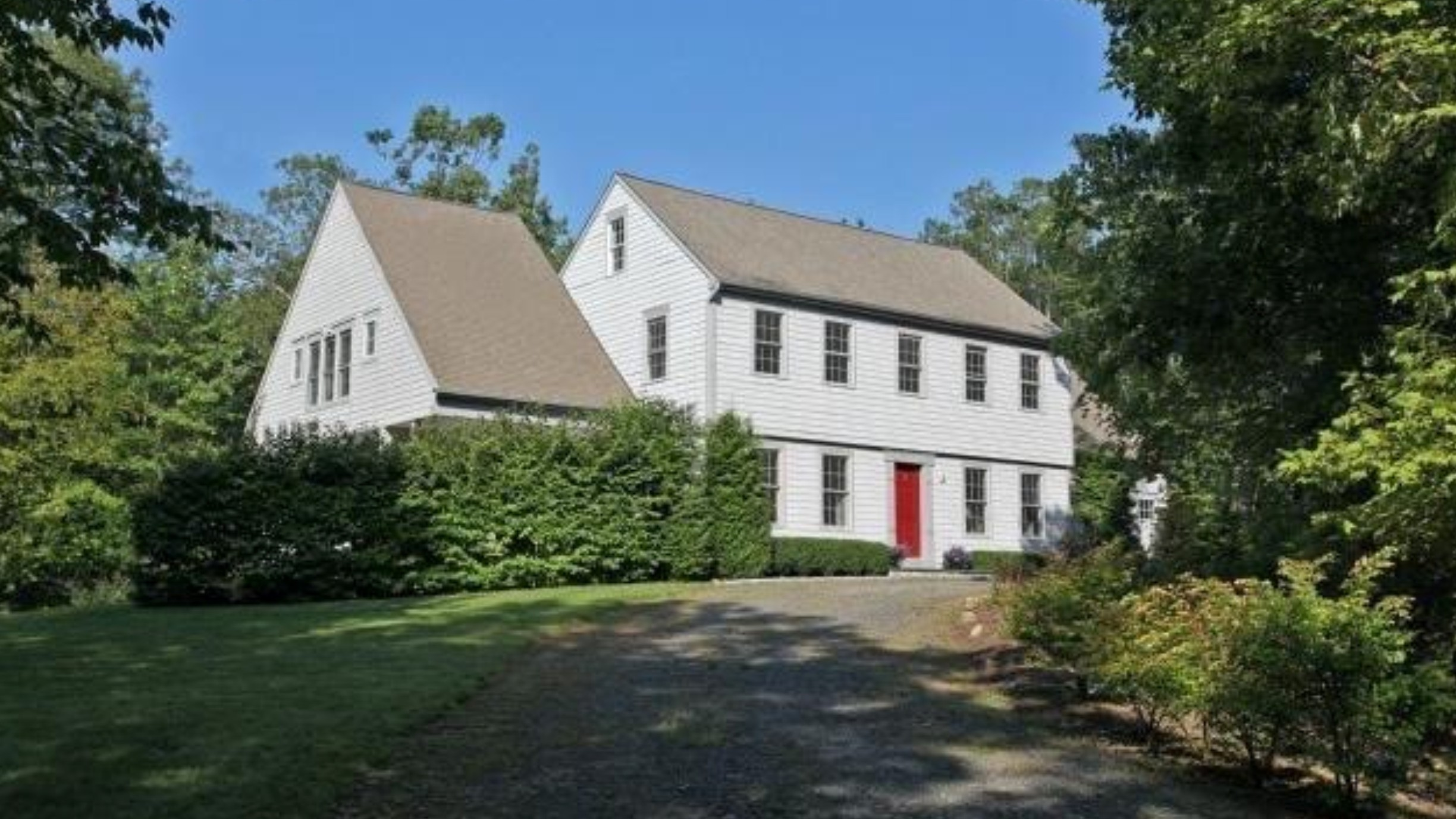 House For Sale Private Country Home In Roxbury Litchf