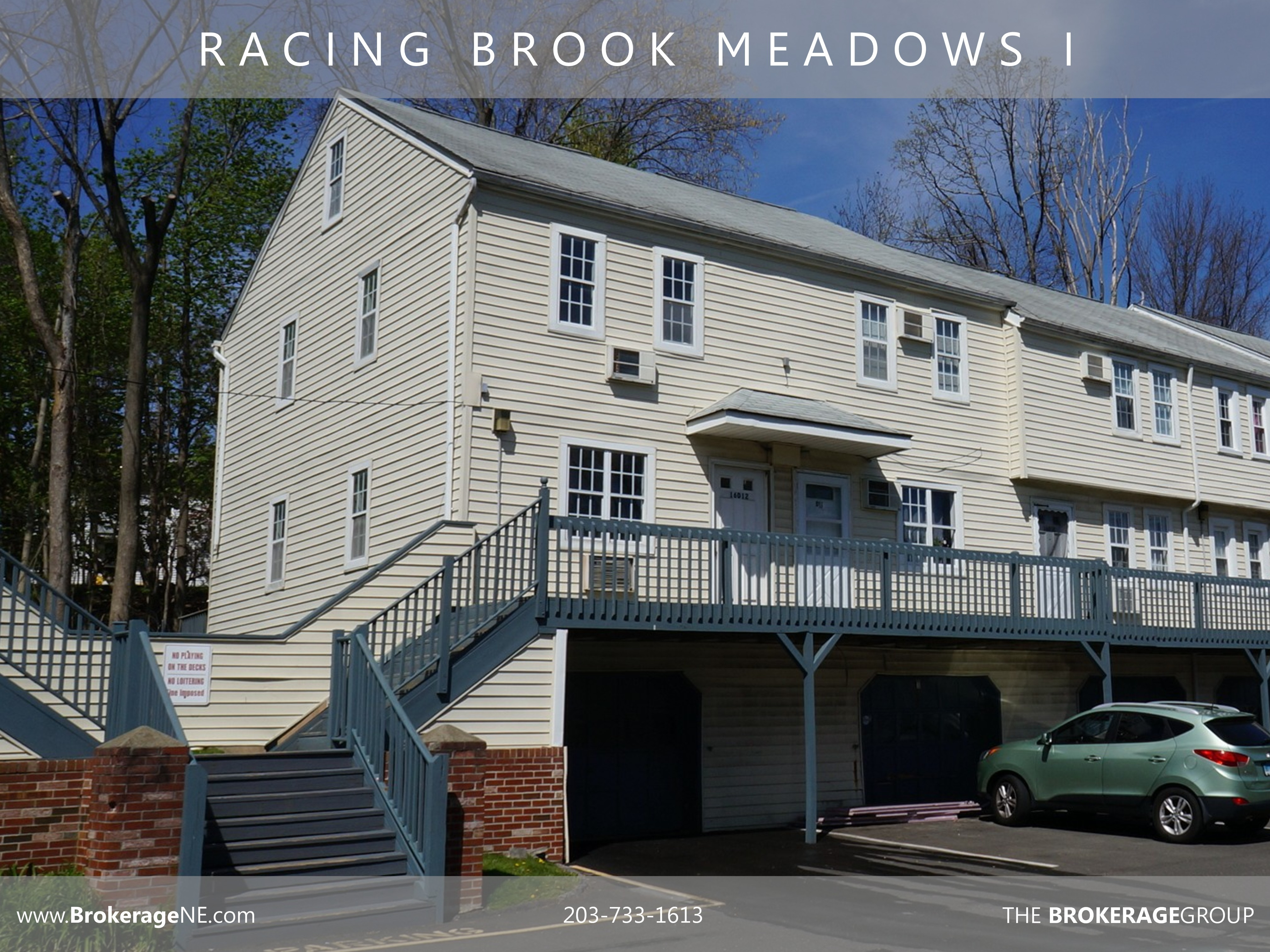 racing brook meadows townhouse.  danbury real estate for sale.