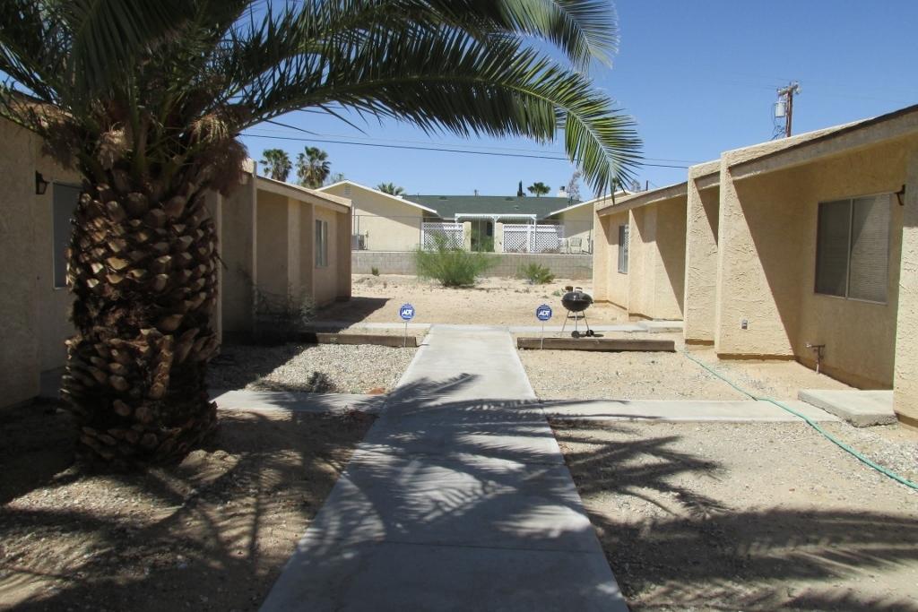 29 palms military base