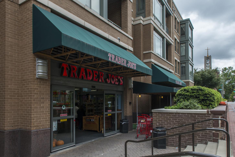 Trader Joe's at Columbia Residences Lise Howe 240-401-5577 KWCP