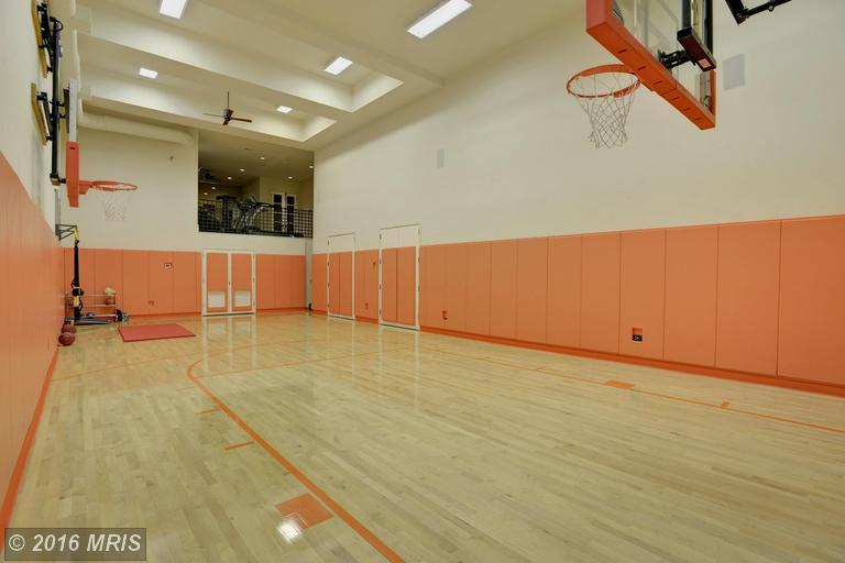 June 2016 the most expensive listing in bethesda md 5 for Basketball court cost estimate