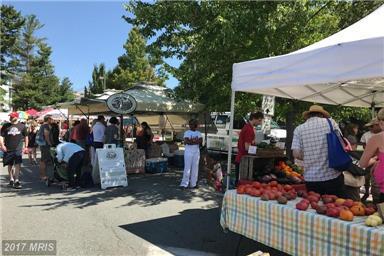 Farmers Market at Bethesda Elementary