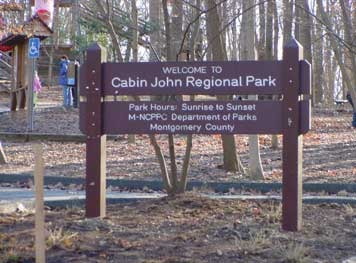 Cabin John Park