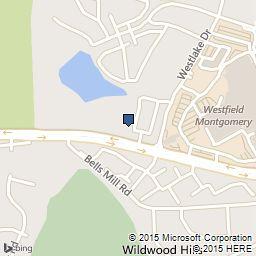 map of Bethesda Court