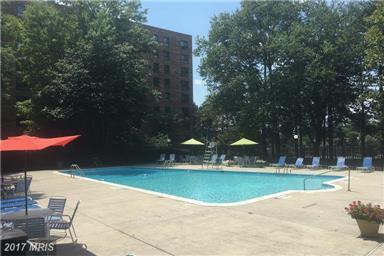 West Spring Condo pool