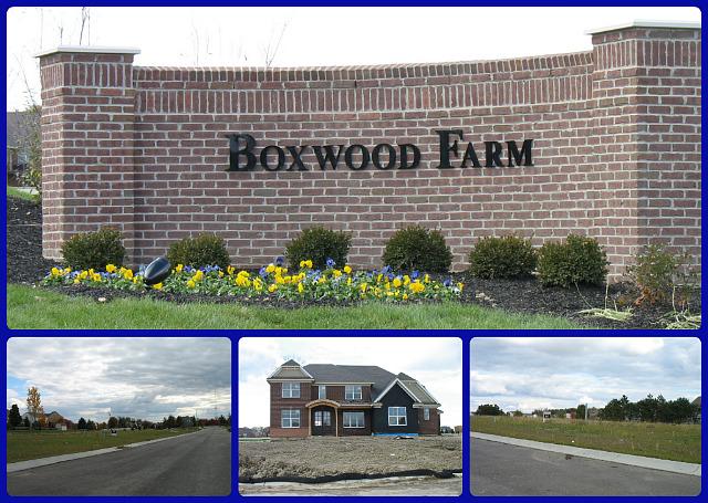 Boxwood Farm of Mason Ohio 45040