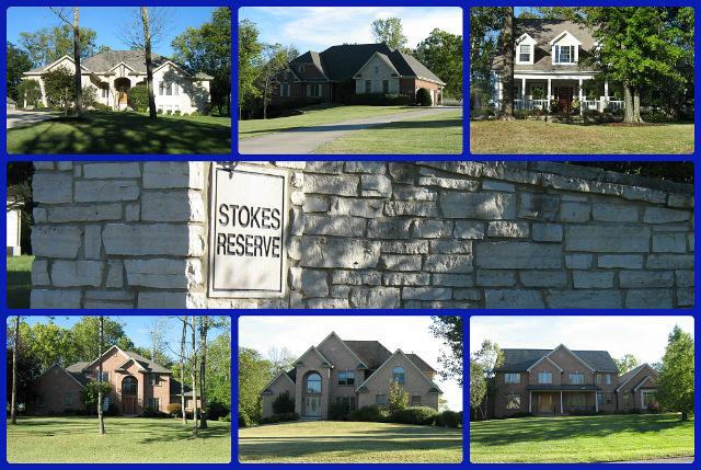 Stokes Reserve community  Springboro Ohio 45066
