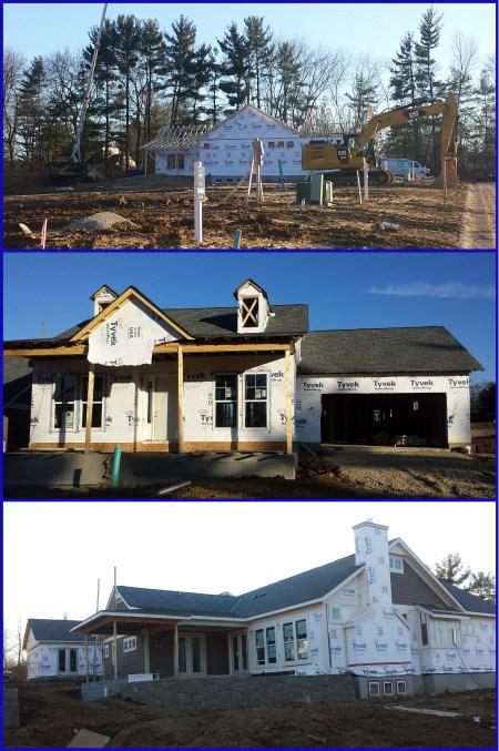 The Retreat At Summit Park Cincinnati Ohio Patio Home New Construction  Update