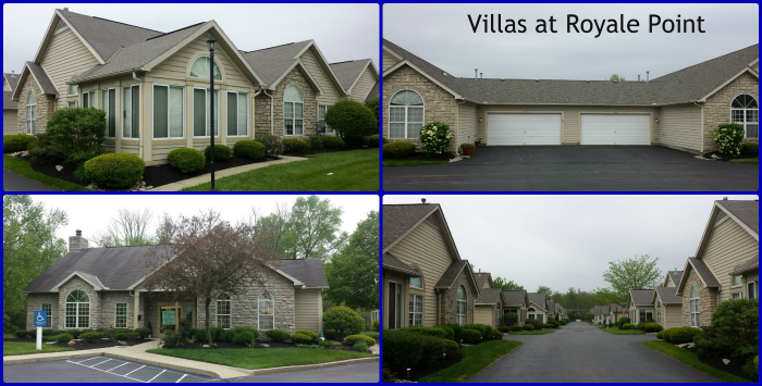 The Villas At Royale Point ranch condos for sale Symmes Township Ohio
