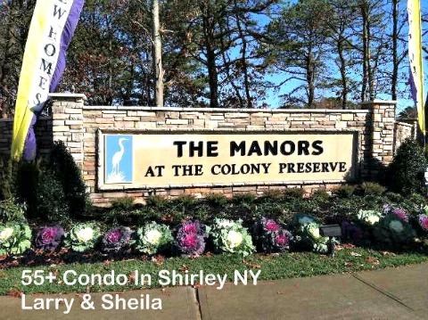 The Manors At Shirley NY 55+