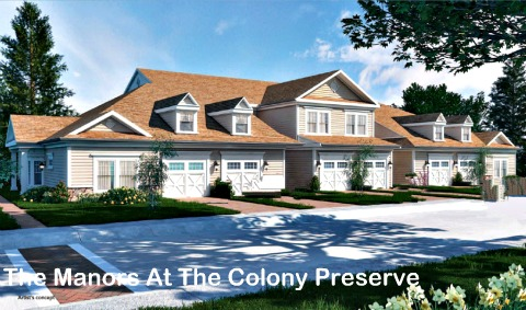 The Manors At Colony Preserve 55 And Over