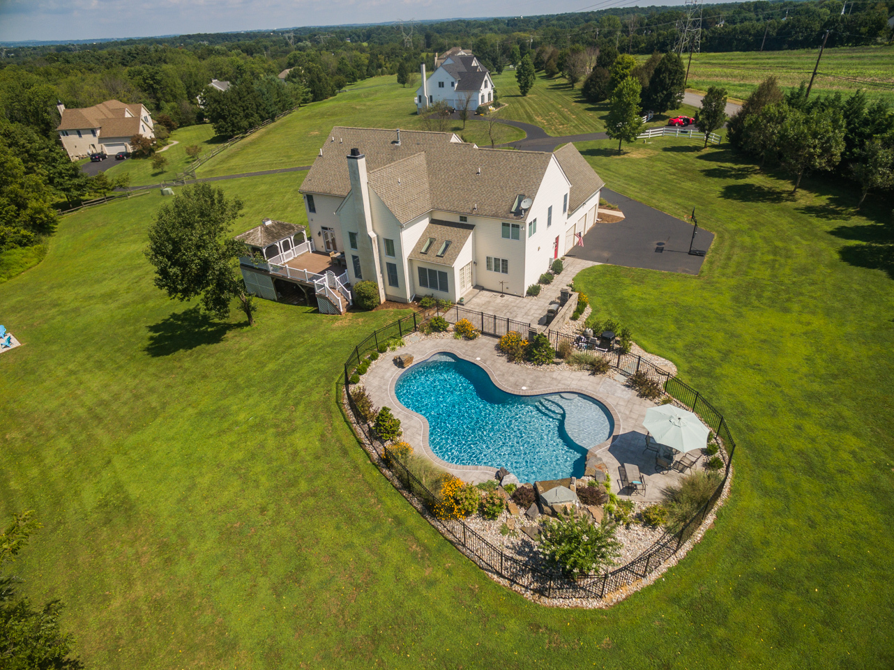 Luxury Home with InGround Pool in Methacton School District
