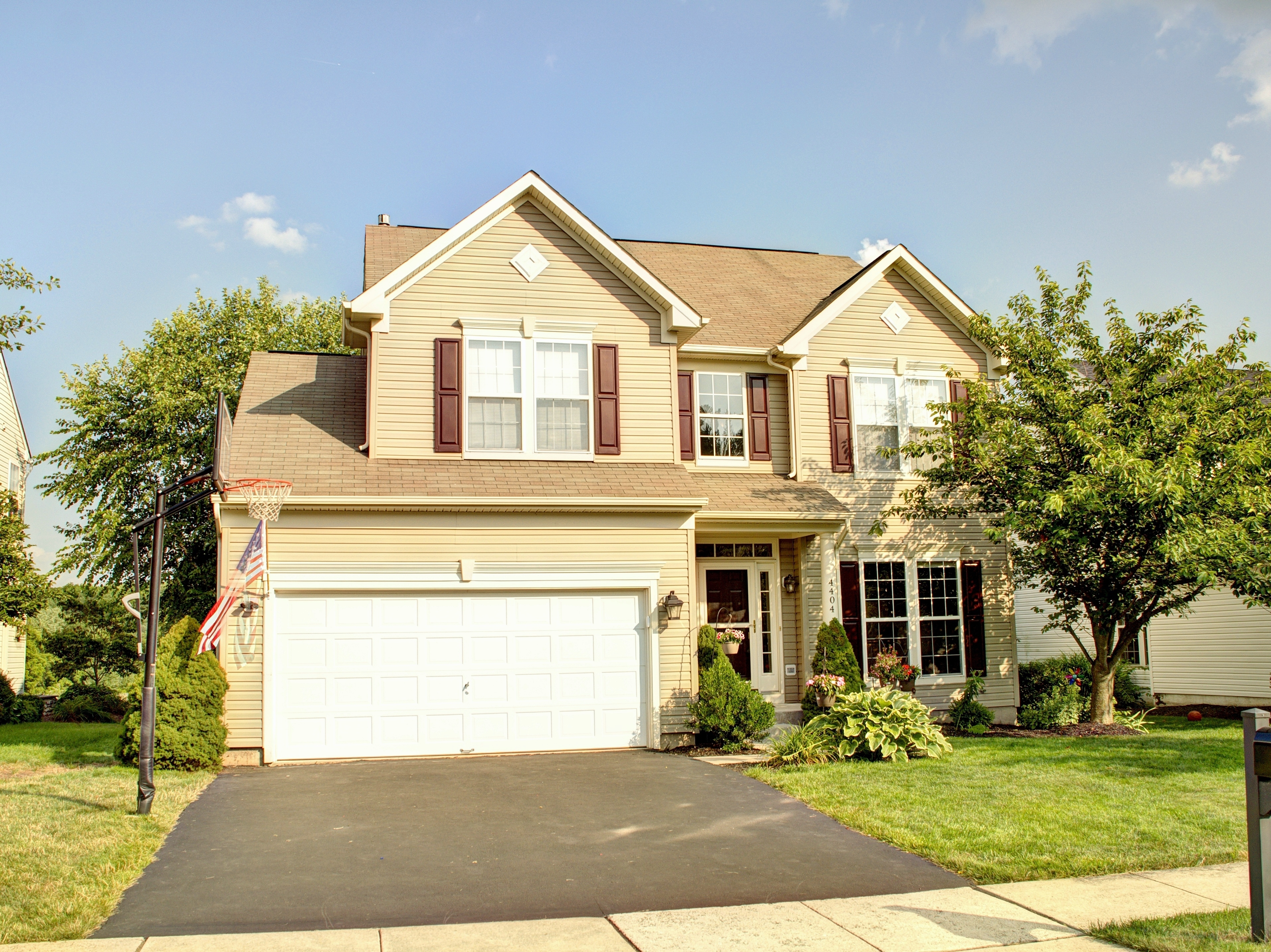 Stunning Single Family Home In Doylestown
