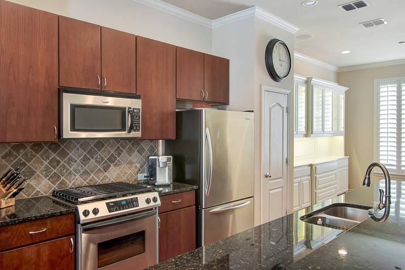 Kitchen at 15830 Quorum Drive