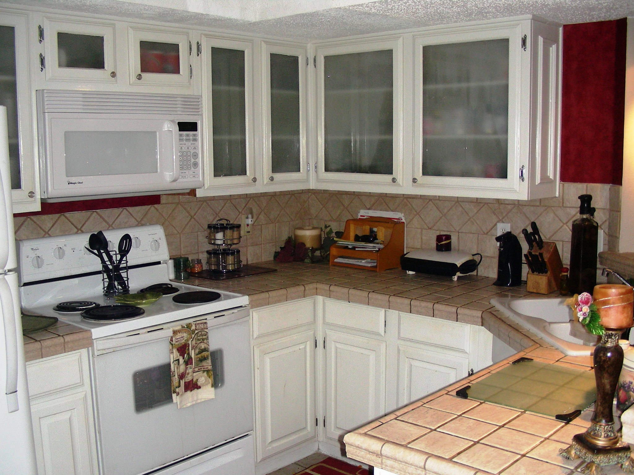 Springstead Condo Kitchen