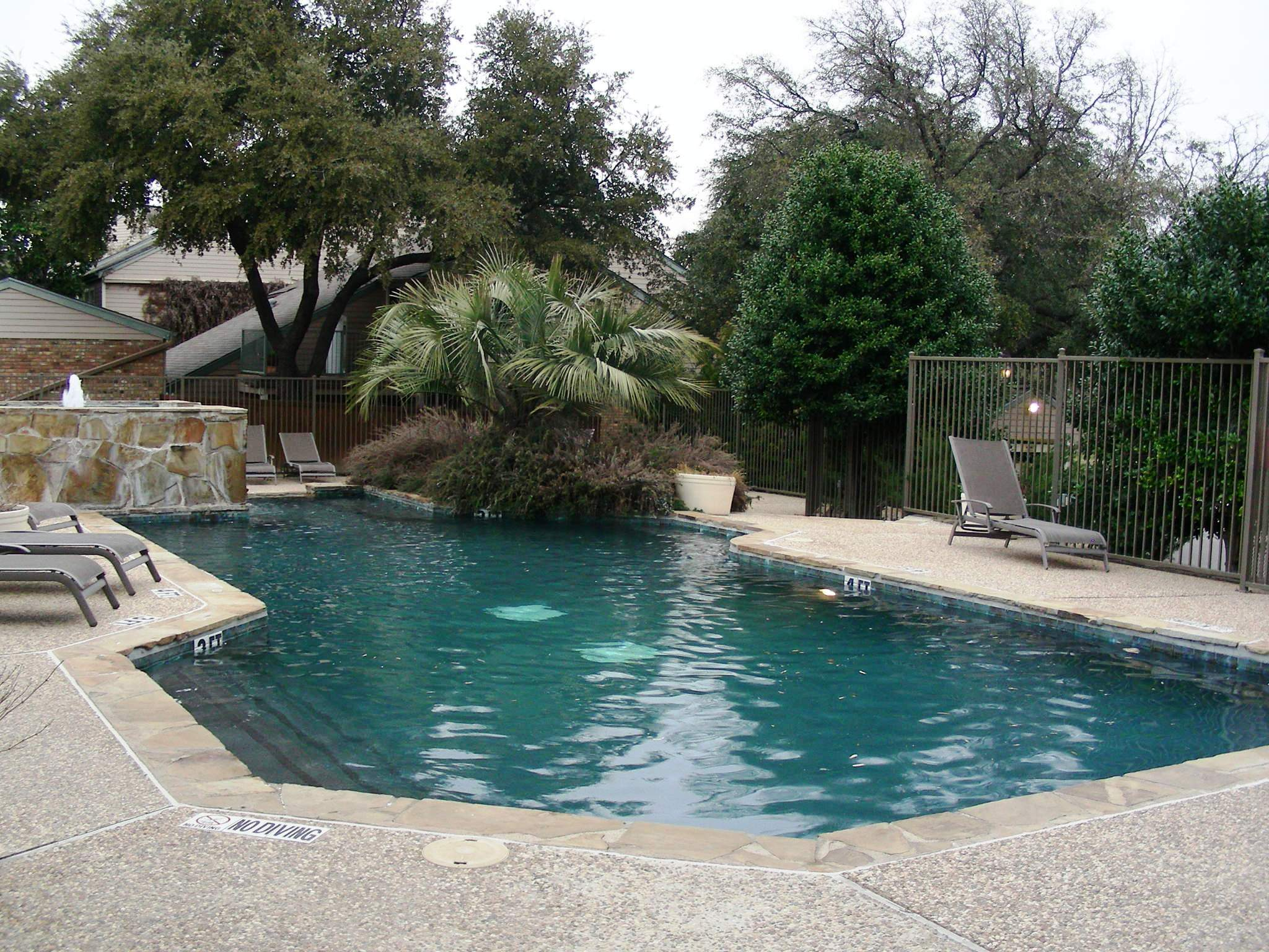 Springstead Condo Pool