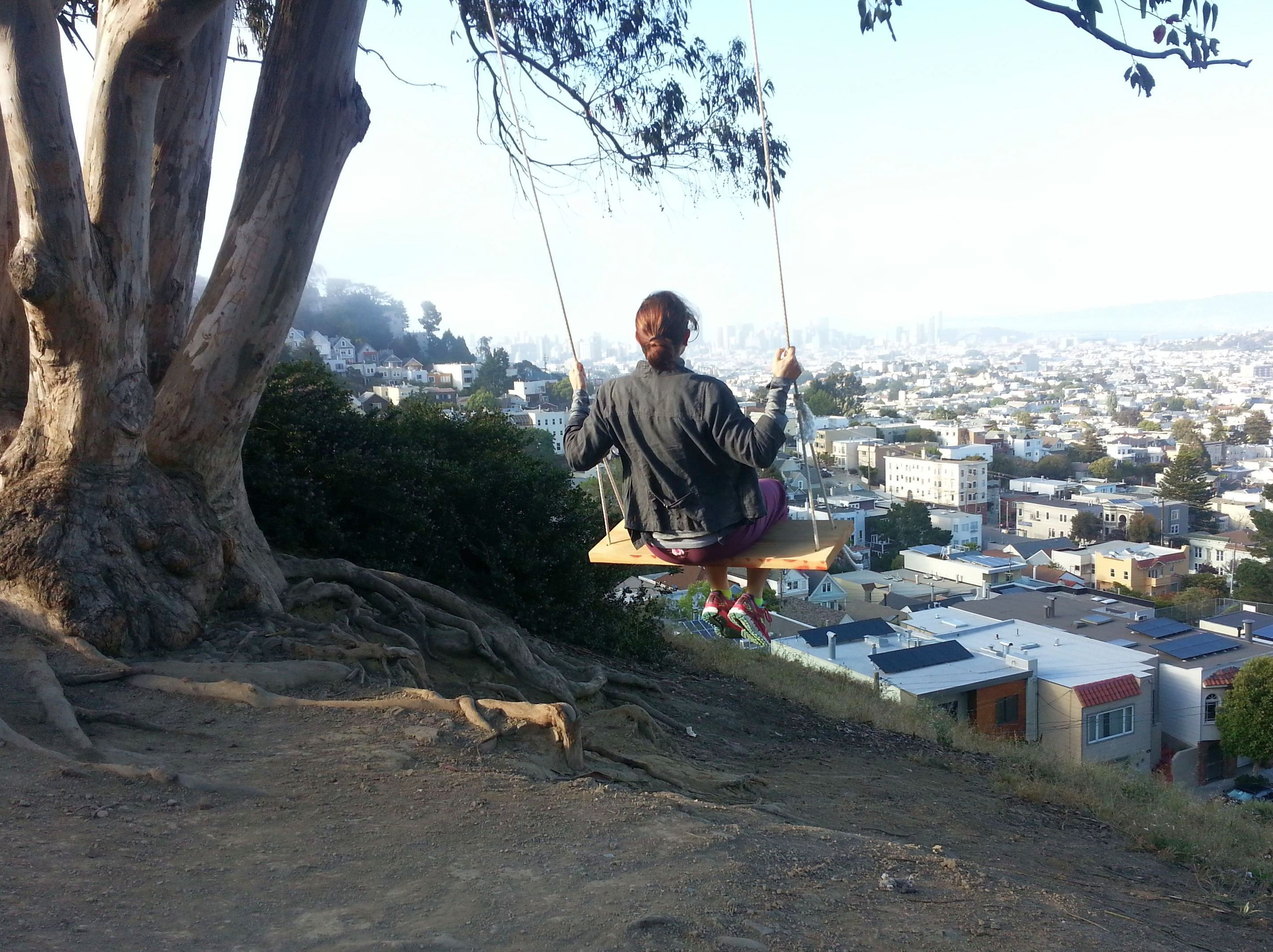 Billy Goat Hill, San Francisco