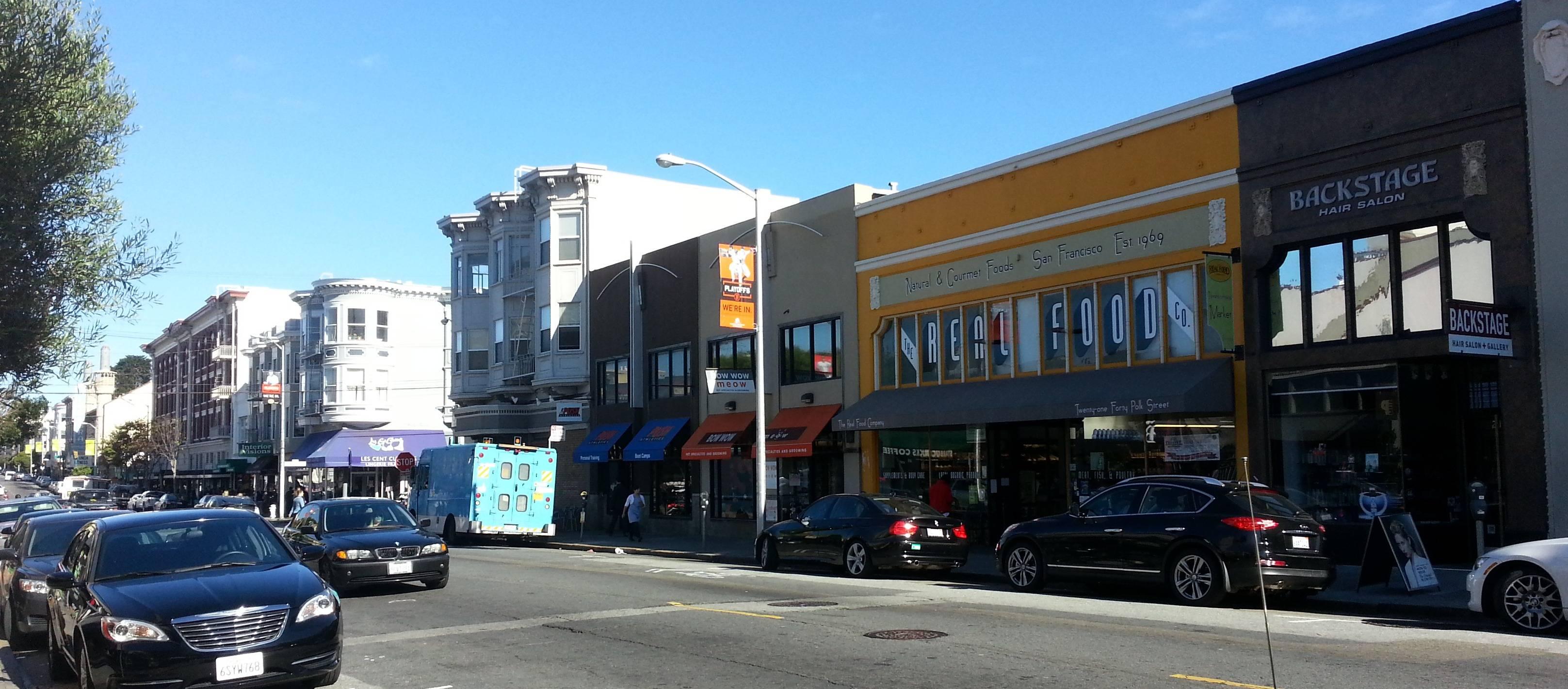 Middle Polk Street