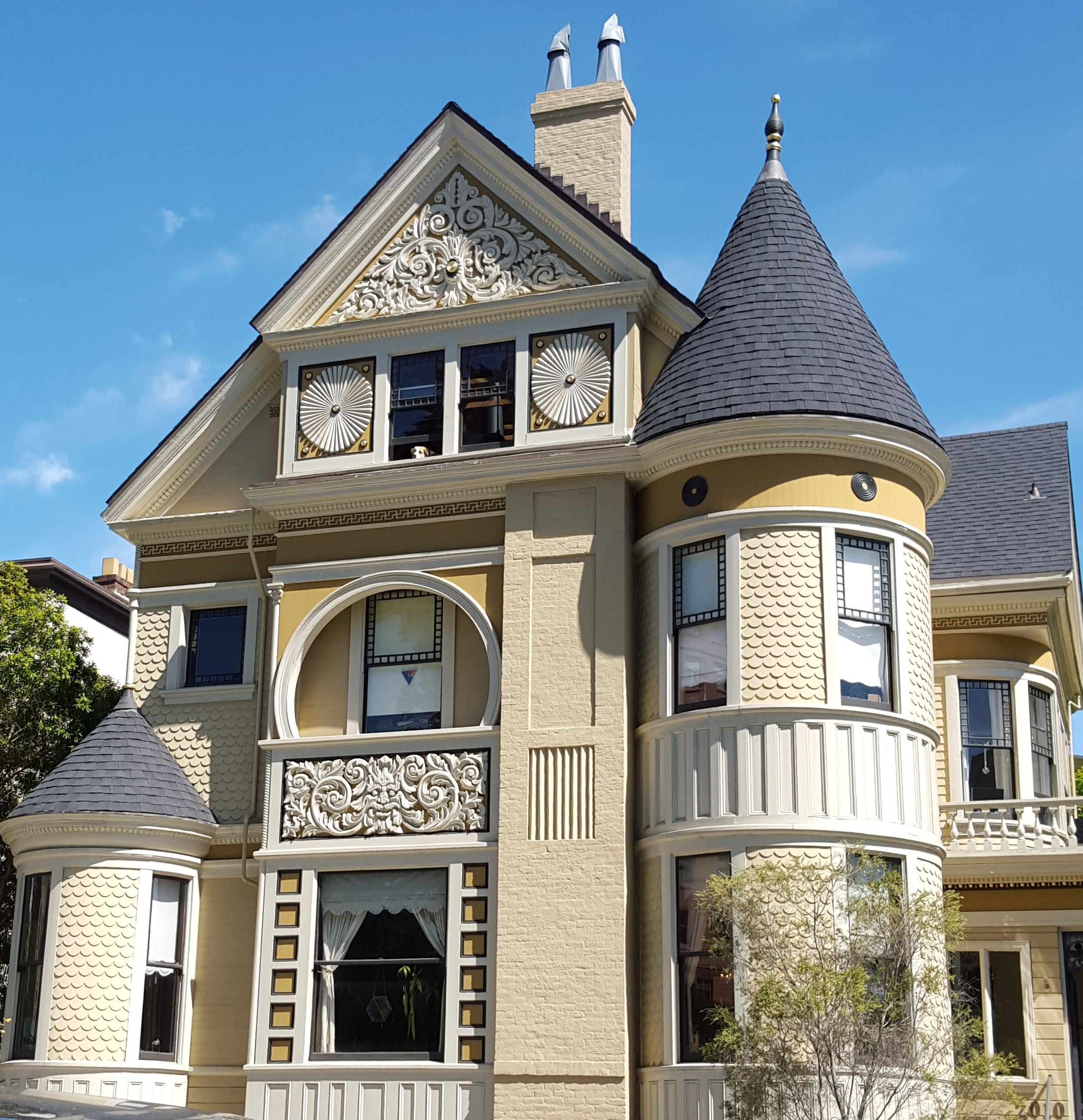 Victorian on Gough, SF