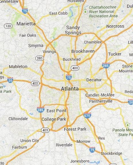 Where Oh Where Is Area Code Where Oh Where Can It Be Atlanta GA - What area code is 470