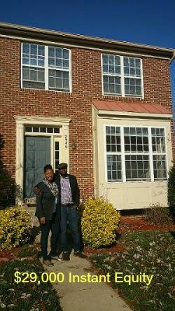 1st time buyers in Virginia