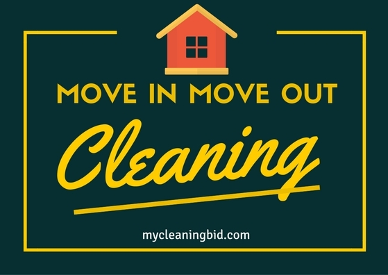 Move In Move Out Cleaning Service Quotes - MyCleaningBi