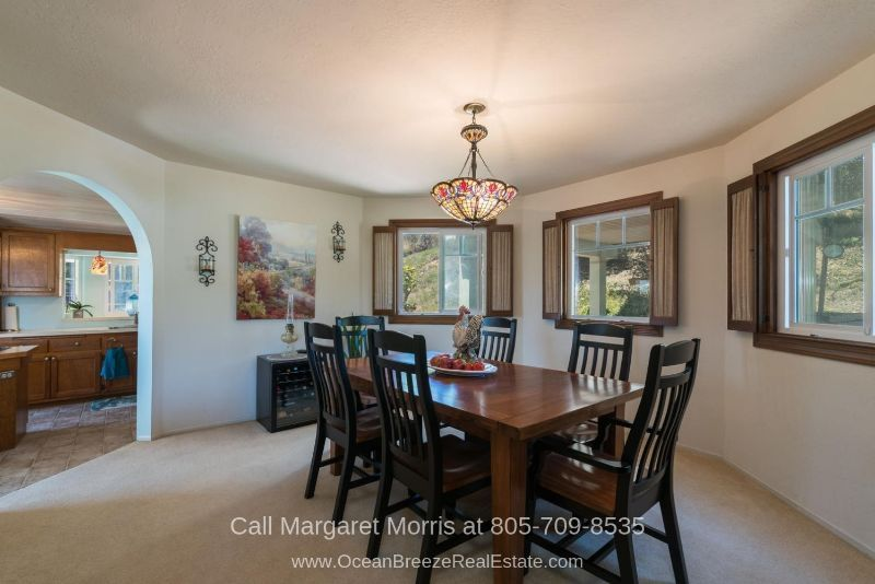 Homes for Sale in Arroyo Grande CA - Bask in the cozy appeal of this Arroyo Grande CA home for sale.