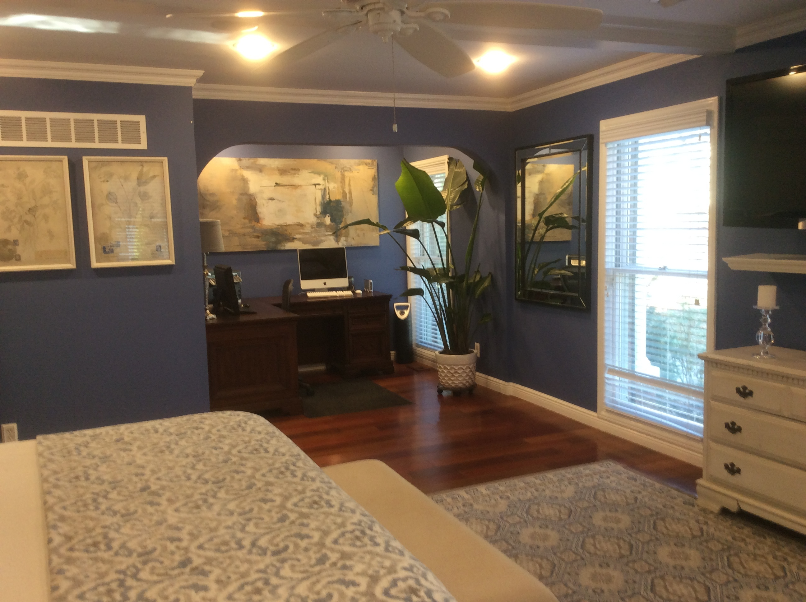 825 W 58th Street master with office nook