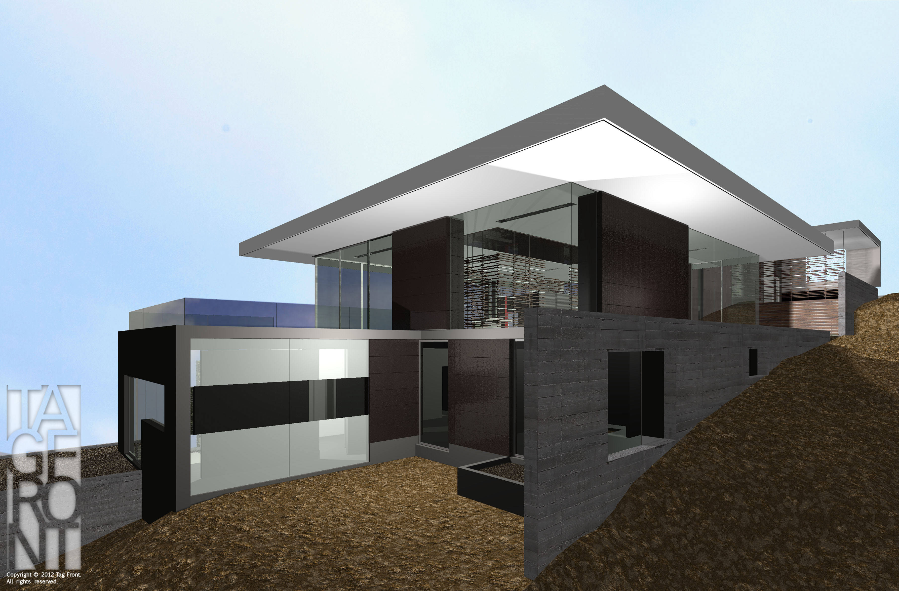 Ultra Modern Architectural Plans