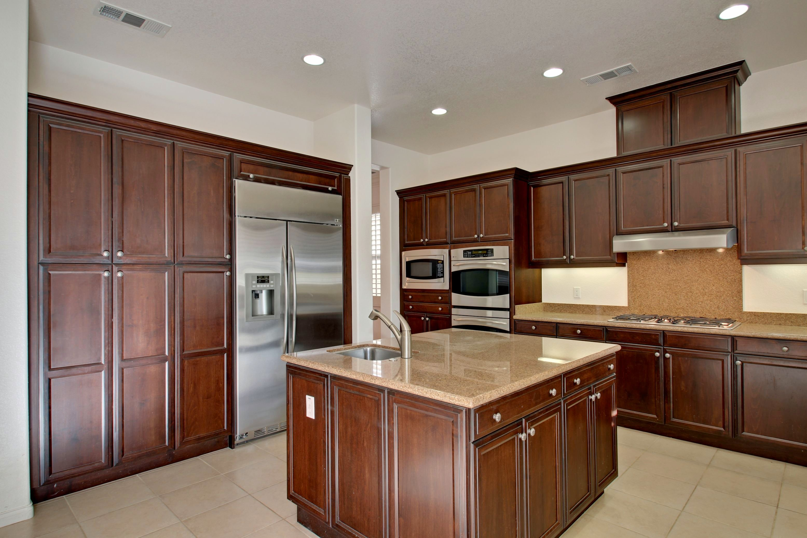 Hurry fantastic short sale in desirable gated palm desert for High end kitchen stores