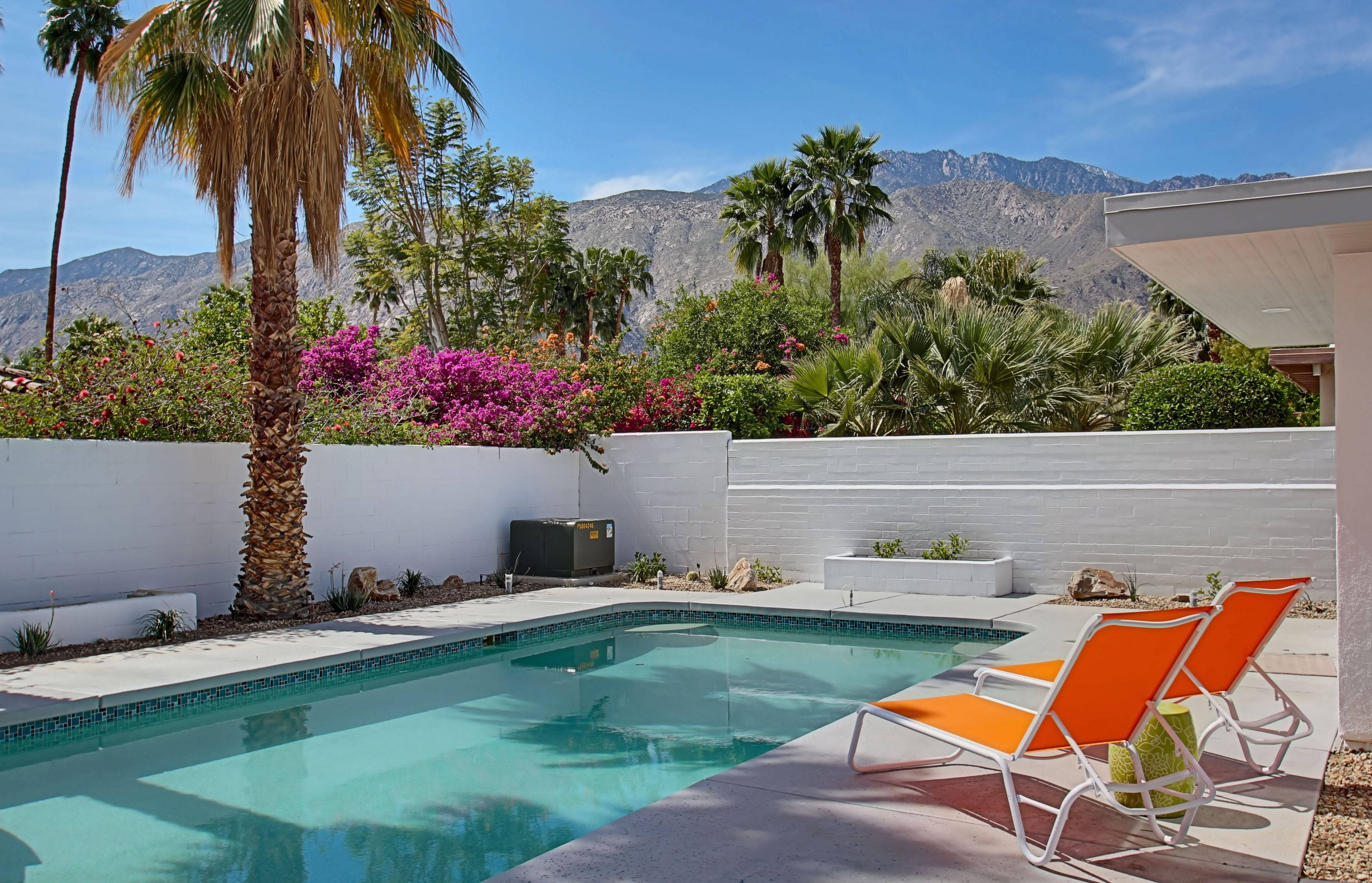 Vacation Rental Income Property For Sale Palm Springs