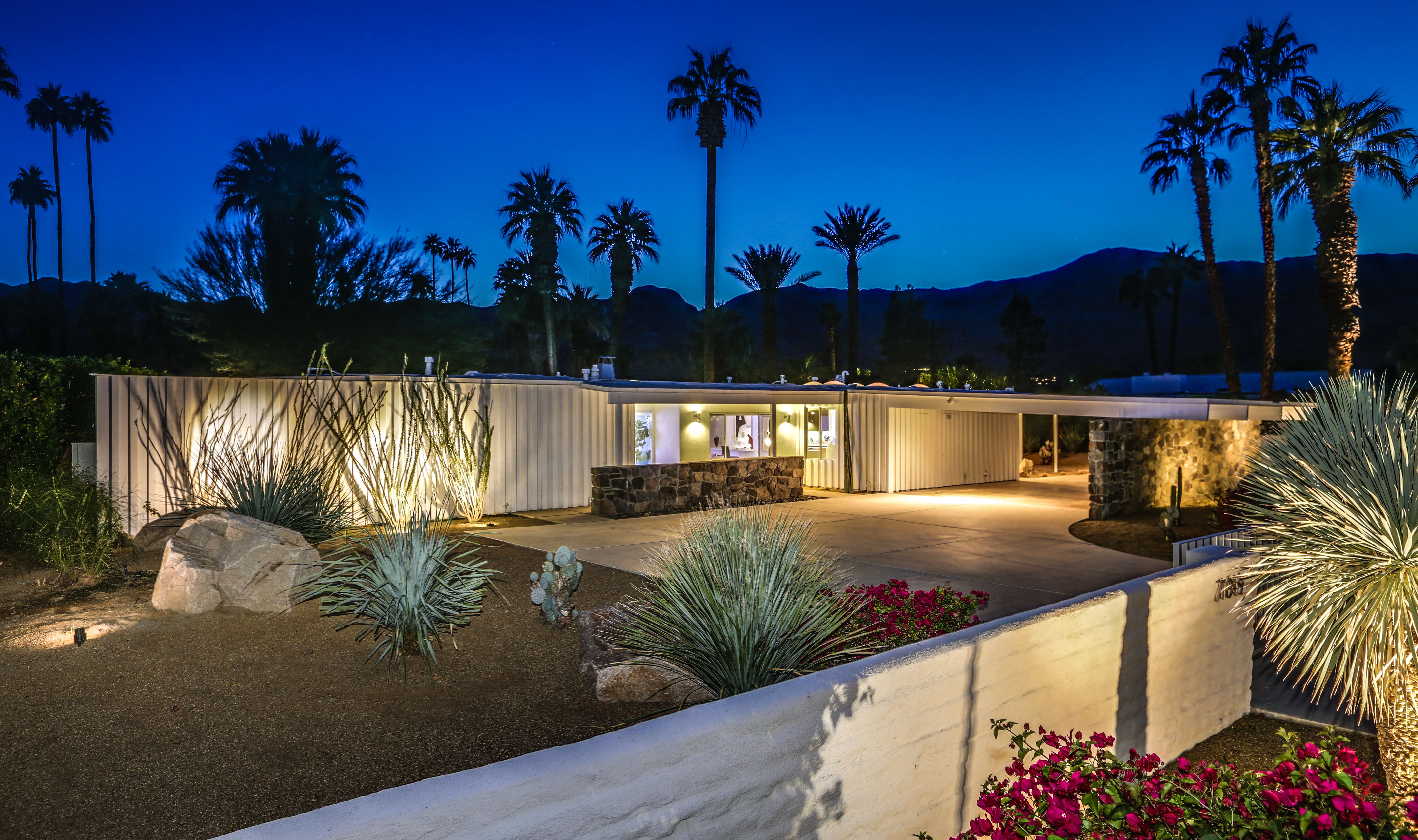 Historically Designated Wexler/Harrison Designed Mid-Century Modern