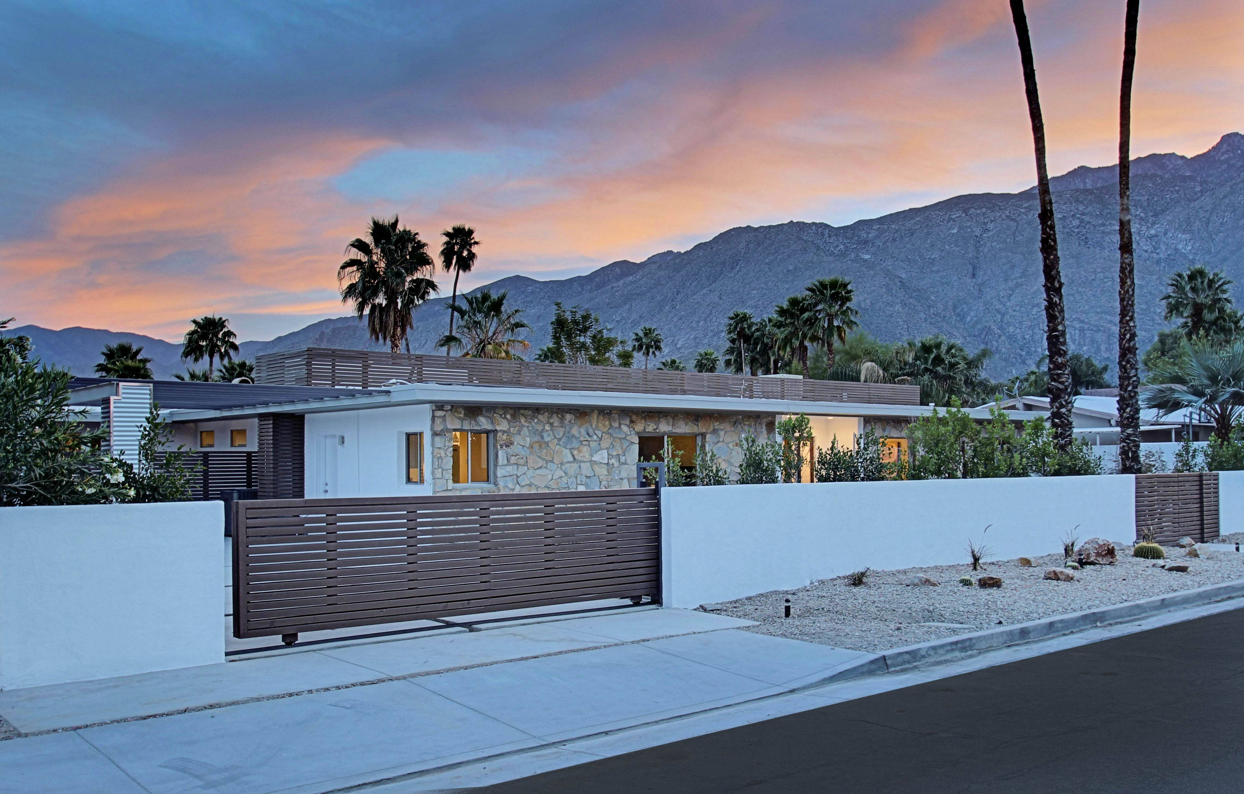 Palm Springs Mid Century Modern Homes To Rent