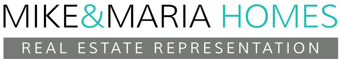 Mike & Maria Homes logo