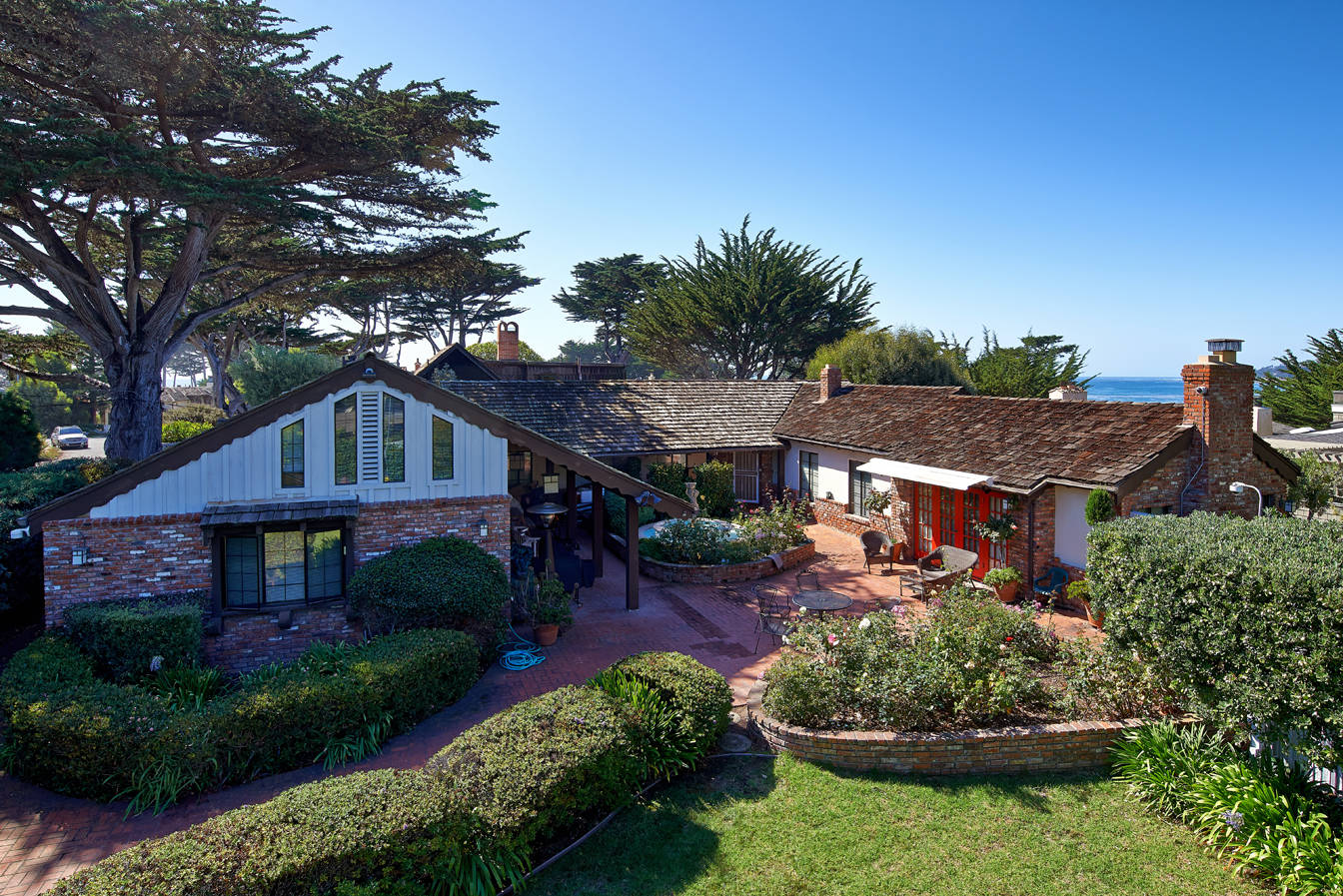 Carmel point comstock cottage for sale in carmel ca for Carmel house