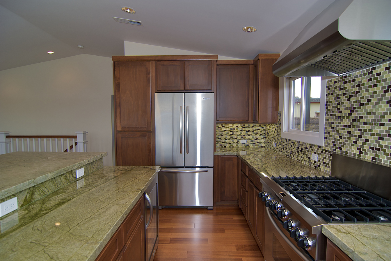 Pacific Grove custom kitchen
