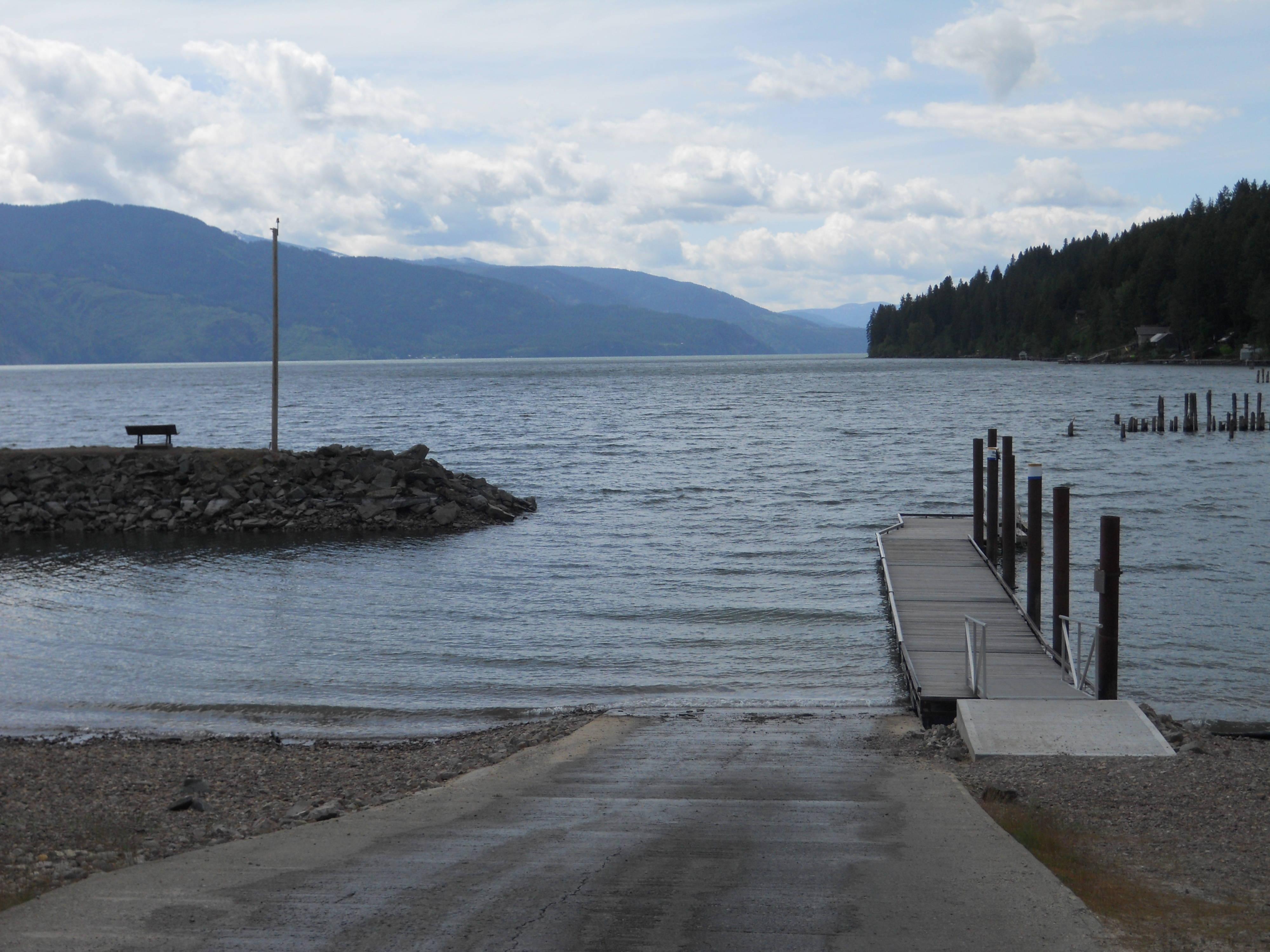 Lake View Home For Sale In Garfield Bay Sagle Idaho