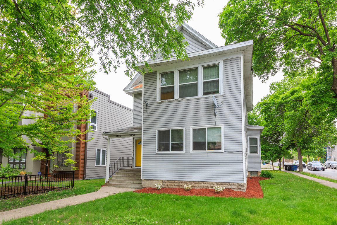 Duplex For Sale, Minneapolis, Vexillum Realty,