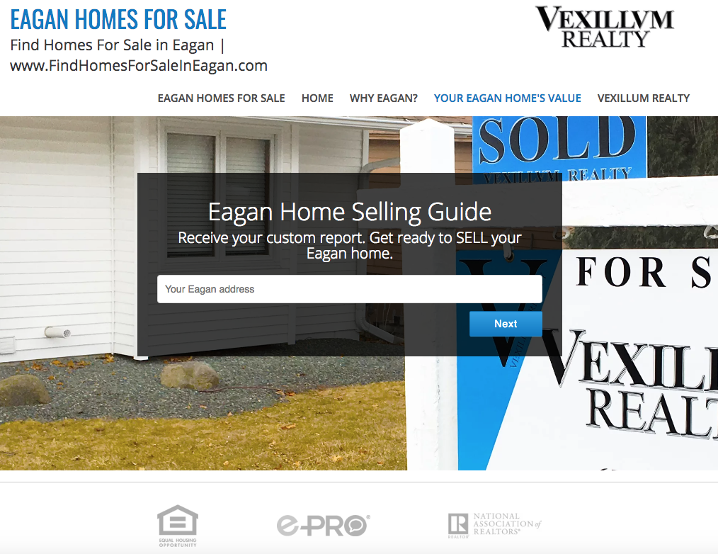 Selling a House in Eagan, MN, Vexillum Realty, Mark Westpfahl, 651-208-9848