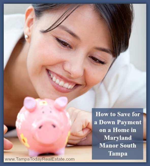 How to save for a down payment on a home in south tampa for The best way to save for a house