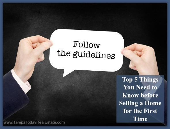 Make use of these effective guidelines to be an accomplished South Tampa home seller.