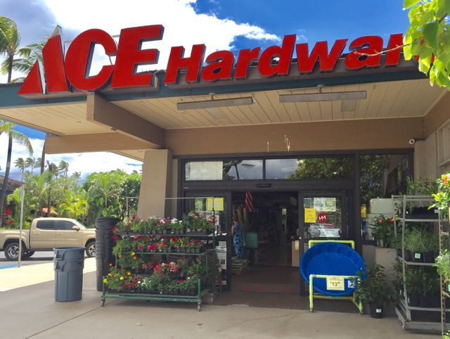 Where Can I Find A Hardware Store In Kihei Maui