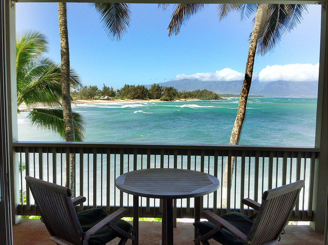 A beautiful ocean view in Kuau, Paia Maui Hawaii