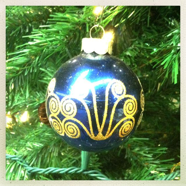 holiday tree, christmas tree ornament