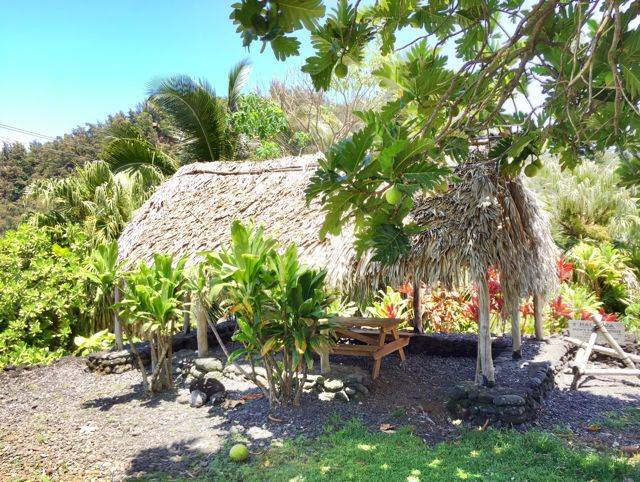 Wordless Wednesday - Hana Maui Home Sweet Home