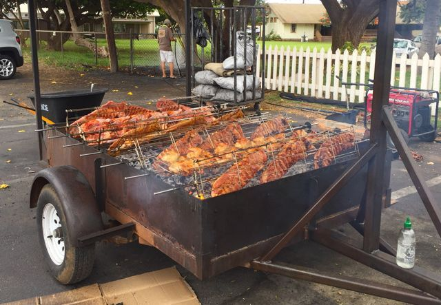 Maui Rotisserie Chicken And Ribs By The Beach In Kihei
