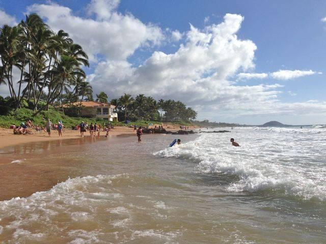 Keawakapu Beach, Kihei Maui HI