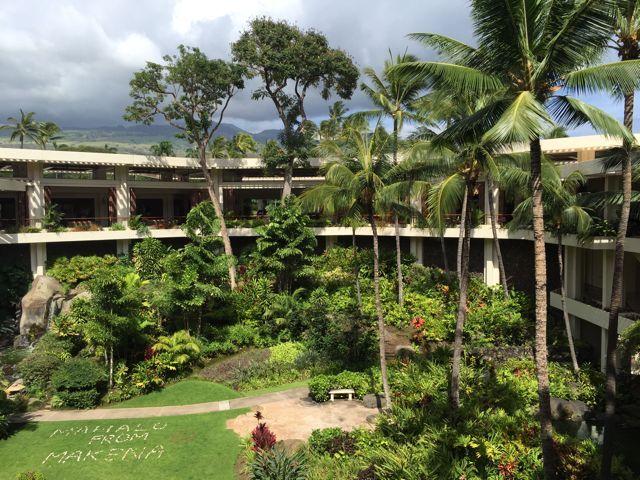 Aloha and farewell to Makena Beach and