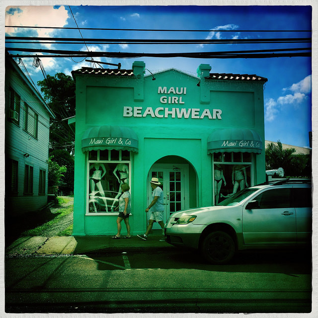 Maui Girl Beachwear - for sale in Paia Maui HI