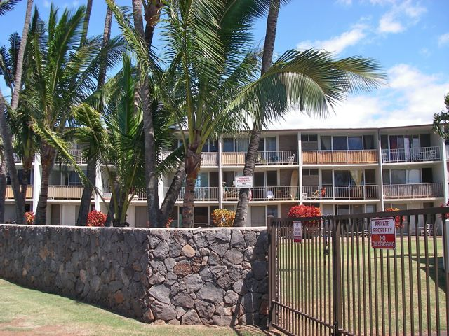 Kuau Plaza condos on Maui's north shore